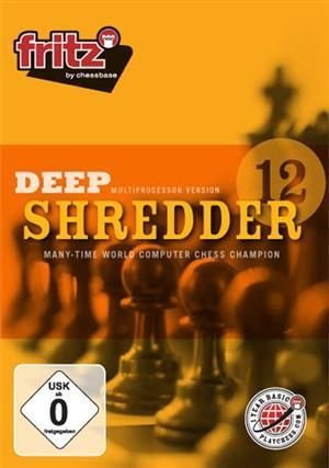 Deep Shredder 12 Chess Play Software (DVD) - Software DVD - Chess-House