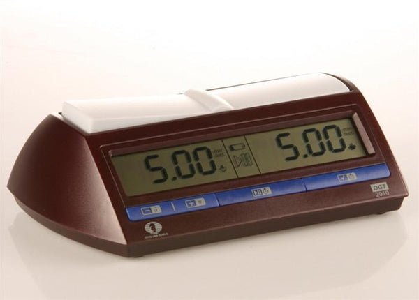 DGT 2010 Digital Chess Clock - Clock - Chess-House