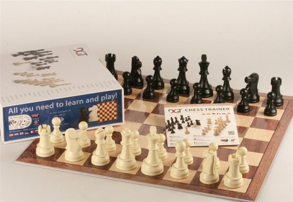 DGT Chess Gift Box - all you need to learn and play - Chess Set - Chess-House