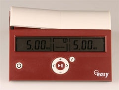 DGT Easy Game Timer - Crimson - Clock - Chess-House