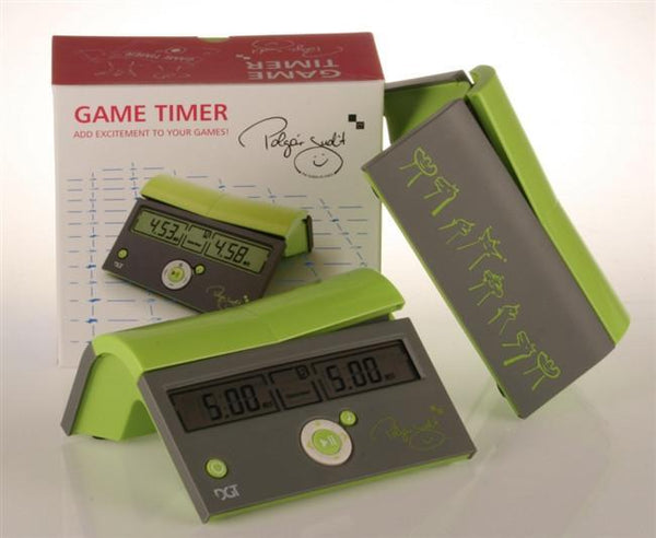 DGT Easy Game Timer - Judit Polgar - Clock - Chess-House