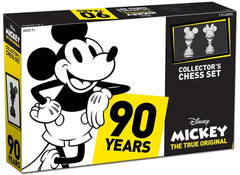 Disney The Original True Mickey Collector's Chess Set Chess Set