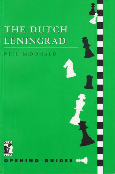 Dutch Leningrad - McDonald - Book - Chess-House