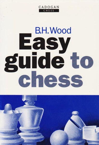 Easy Guide to Chess - Wood - Book - Chess-House