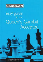 Easy Guide to the Queen's Gambit Accepted - Buckley - Book - Chess-House