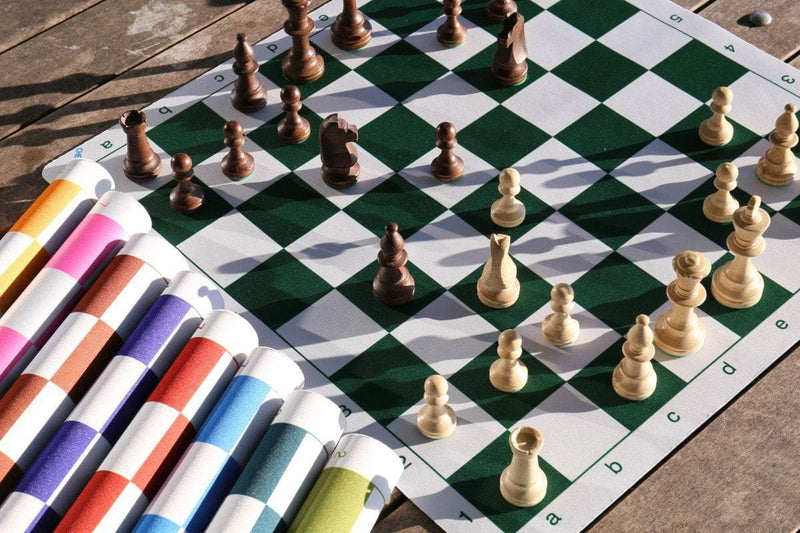 Economical #5 Flex Chess Set