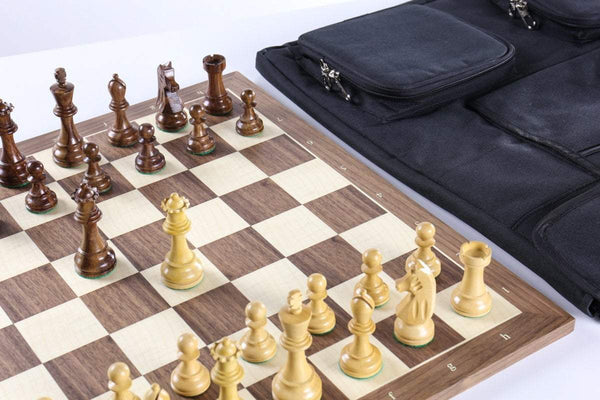 Economical Scout Set with Storage Bag Chess Set