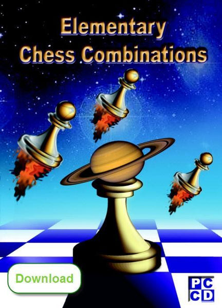Elementary Chess Combinations (download) - Software - Chess-House