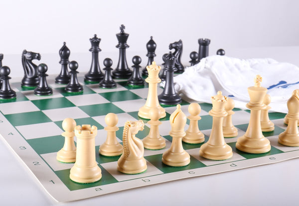 Emisario Club Chess Set Combo - Chess Set - Chess-House