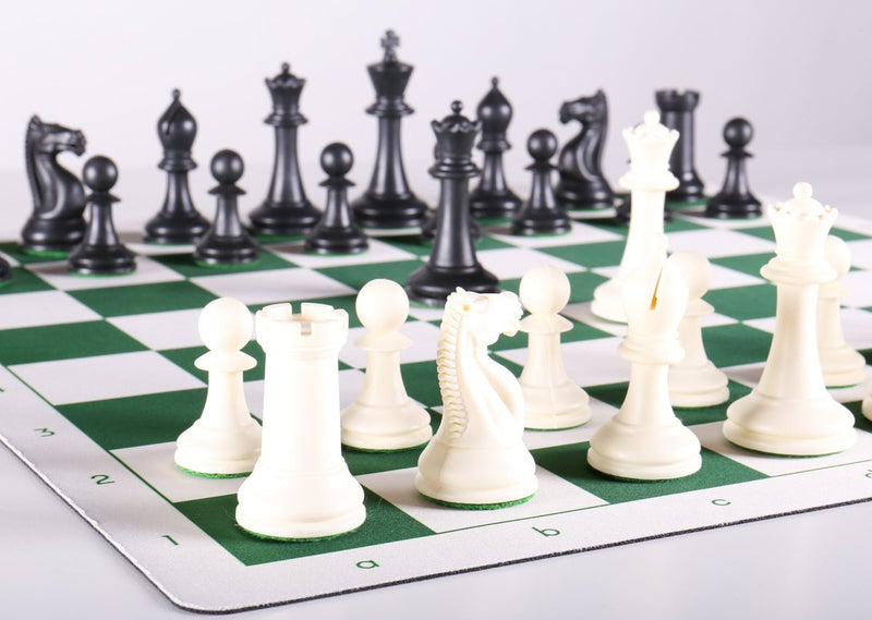 Emisario Flex Pad Chess Set