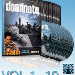 Empire Chess Collection (Volumes 1-10) - Software DVD - Chess-House