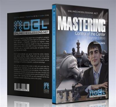 Empire Chess Vol. 22: Mastering Control of the Center - GM Lemos - Movie DVD - Chess-House