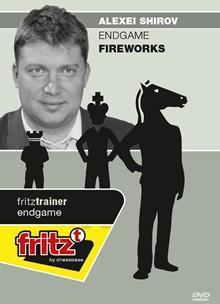 Endgame Fireworks - Shirov - Chess CDs and DVDs