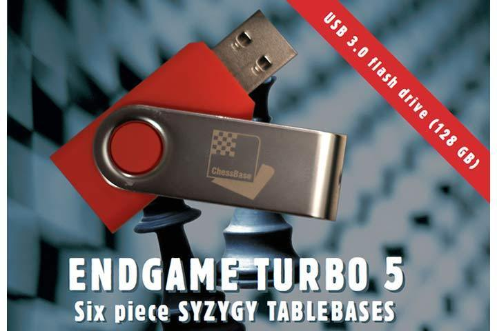 Endgame Turbo 5 - Syzygy Table Bases