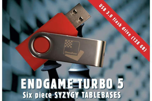 Endgame Turbo 5 - Syzygy Table Bases - Software DVD - Chess-House