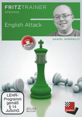 English Attack - Gormally - Software DVD - Chess-House