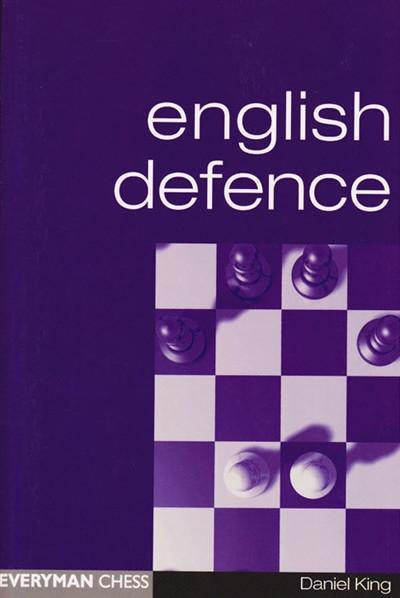 English Defence - King - Book - Chess-House
