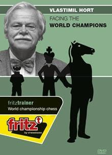 Facing the World Champions - Hort - Software DVD - Chess-House