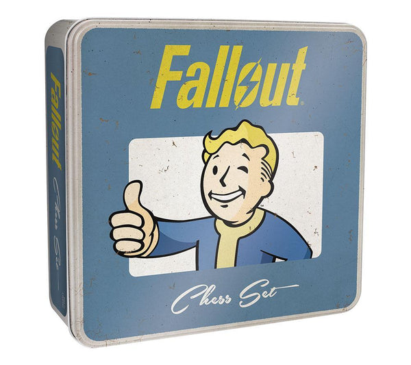 Fallout Collector's Chess Set Chess Set