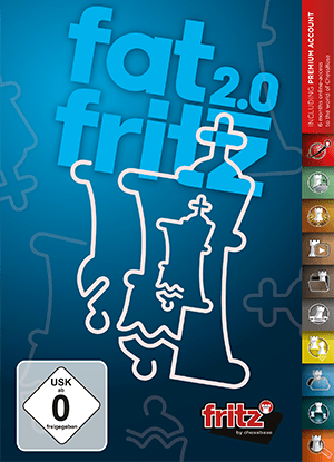 Fat Fritz 2.0 Chess Software (DIGITAL DOWNLOAD) - Digital Download - Chess-House