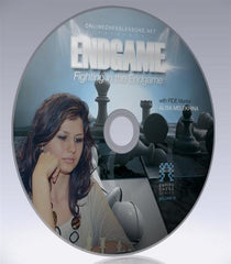 Fighting in the Endgame - FM Melekhina (SAMPLE) - Movie DVD - Chess-House