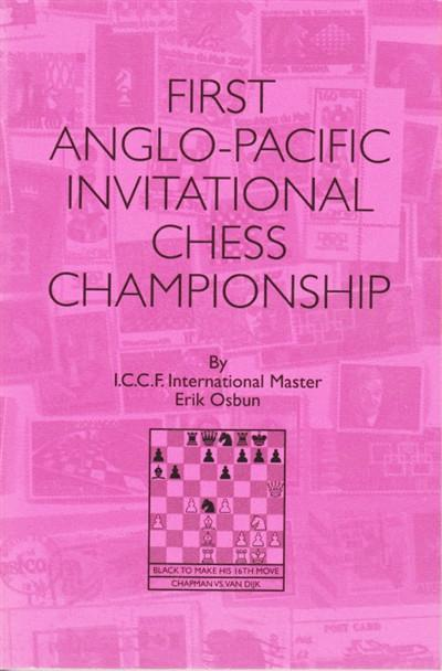 First Anglo-Pacific Invitational Chess Championship - Osbun