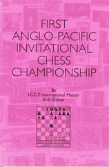 First Anglo-Pacific Invitational Chess Championship - Osbun - Book - Chess-House