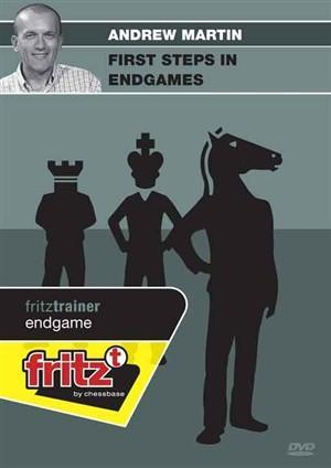 First Steps in Endgames - Martin - Software DVD - Chess-House