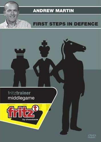 First Steps in the Defence - Martin - Software DVD - Chess-House