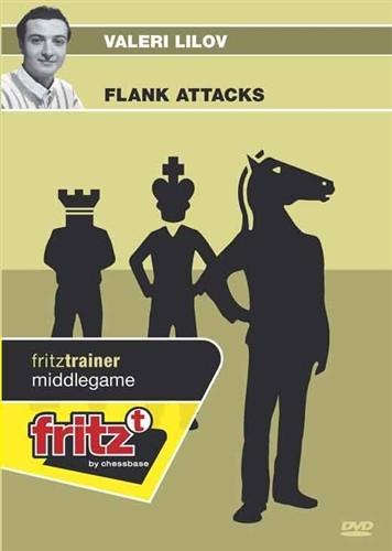 Flank Attacks! - Lilov - Software DVD - Chess-House