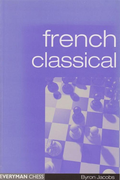 French Classical - Jacobs - Book - Chess-House