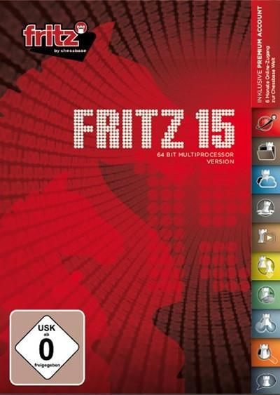 Fritz 15 Chess Software - Software DVD - Chess-House
