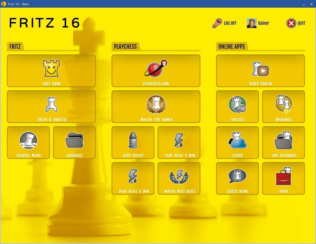 Fritz 16 Chess Software (DIGITAL DOWNLOAD) – Chess House