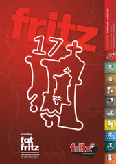 Fritz 17 Chess Software (DVD) Software DVD