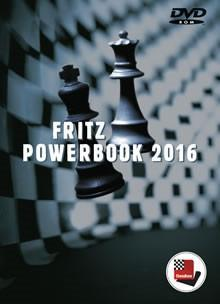 Fritz Powerbook 2016 (DVD) - Software DVD - Chess-House