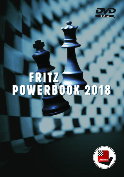 Fritz Powerbook 2018 (DVD) - Software DVD - Chess-House
