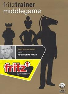 Fritz Trainer Middlegame: Basic Positional Ideas (DVD) - Aagaard - Software DVD - Chess-House