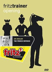 Fritz Trainer Opening: The French Defence (DVD) - Ziegler - Software DVD - Chess-House