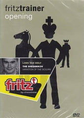 Fritz Trainer Opening: The Sveshnikov Variation of the Sicilian (DVD) - Van Wely - Software DVD - Chess-House