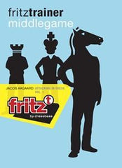 Fritz Trainer: Vol 1, Attacking Chess (CD) - Aagaard - Software DVD - Chess-House