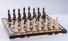"GALANT - 22.5"" Wooden Chess Set - Chess Set - Chess-House"