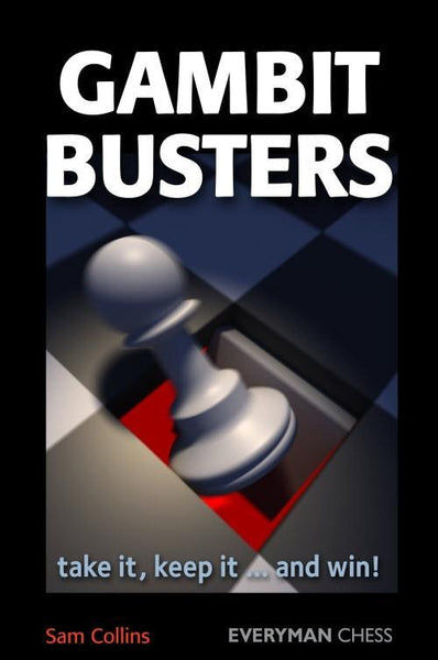 Gambit Busters - Collins - Book - Chess-House