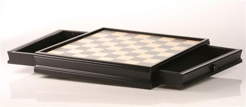 "GARAGE SALE ITEM: 15"" Chess Board with Storage - Garage Sale - Chess-House"