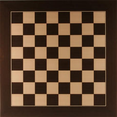 "GARAGE SALE ITEM: 19.5"" Wooden Chess Board - Wenge & Maple - Garage Sale - Chess-House"