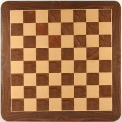 "GARAGE SALE ITEM: 19"" Walnut Root Chessboard - Garage Sale - Chess-House"