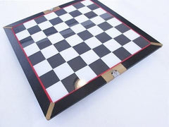 "GARAGE SALE ITEM: Diaxi Foldable ChessBoard - 16 1/2"" - Garage Sale - Chess-House"