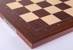 GARAGE SALE ITEM: The DGT Electronic Chessboard USB in Rosewood with Classic Pieces - Garage Sale - Chess-House