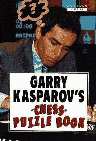 Garry Kasparov's Chess Puzzle Book - Kasparov, G