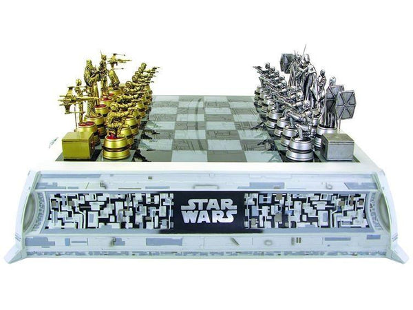 Gentle Giant Star Wars Chess Set - Chess Set - Chess-House