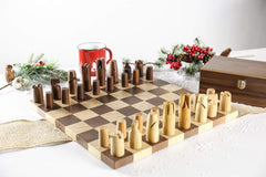 Geppetto Chess Set with Box - Chess Set - Chess-House